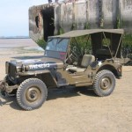 Enjoy France Tours Normany Jeep