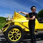 Enjoy France Tours Le Tour de France Michele Original 1912 Car