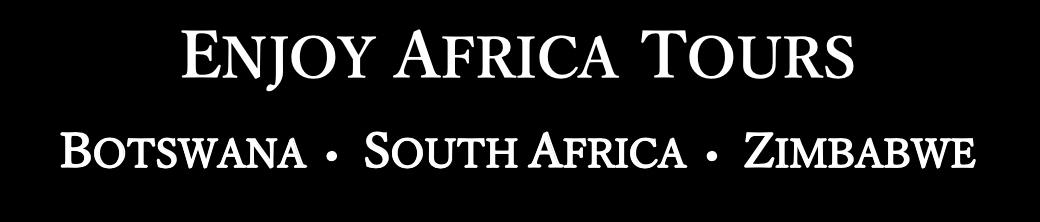 Enjoy Africa Tours BW