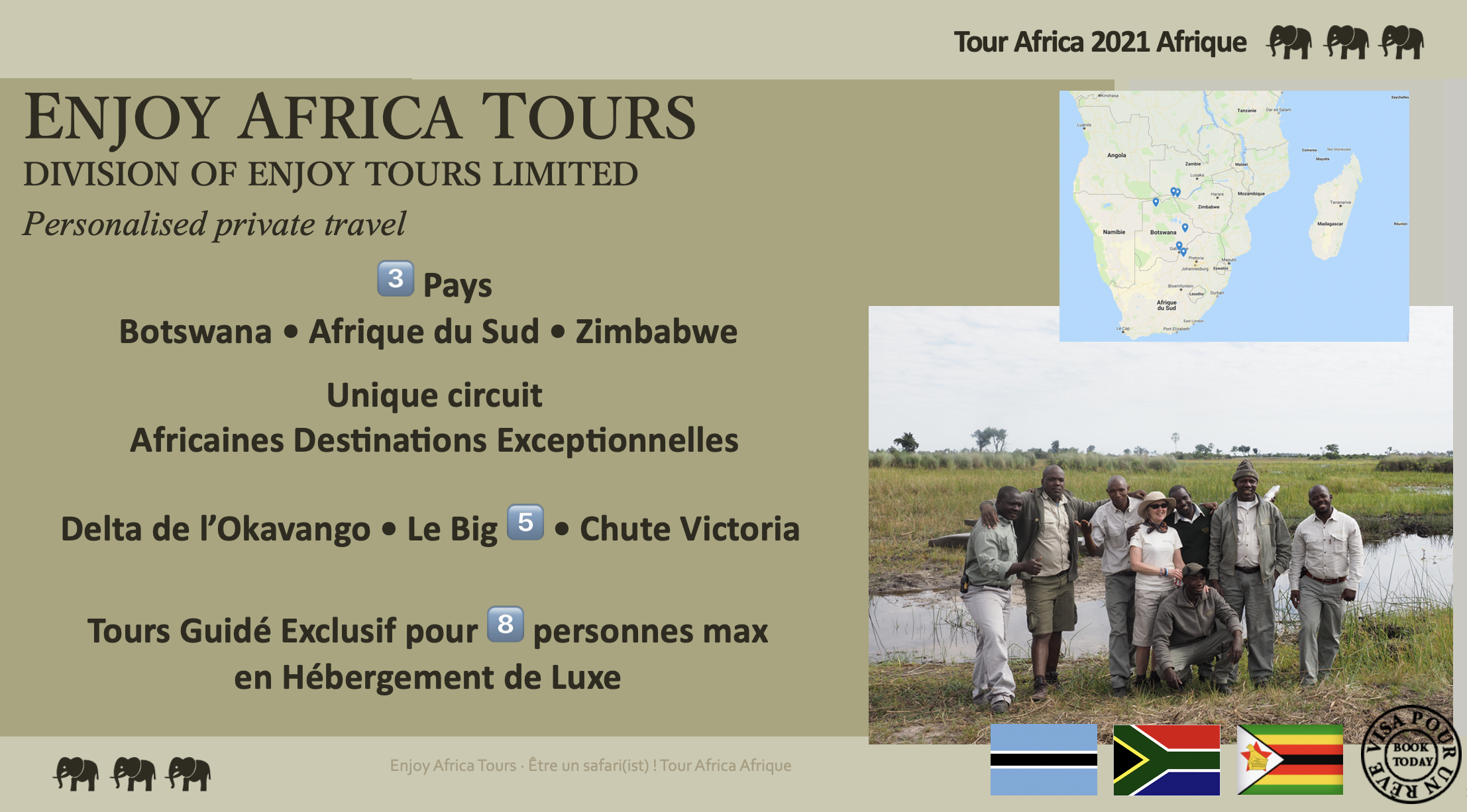 Enjoy Africa Tours 2021 Website Pg 1 French