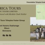 Enjoy Africa Tours Tshepiso Foster Group