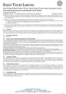 ETL Booking Conditions Page 6