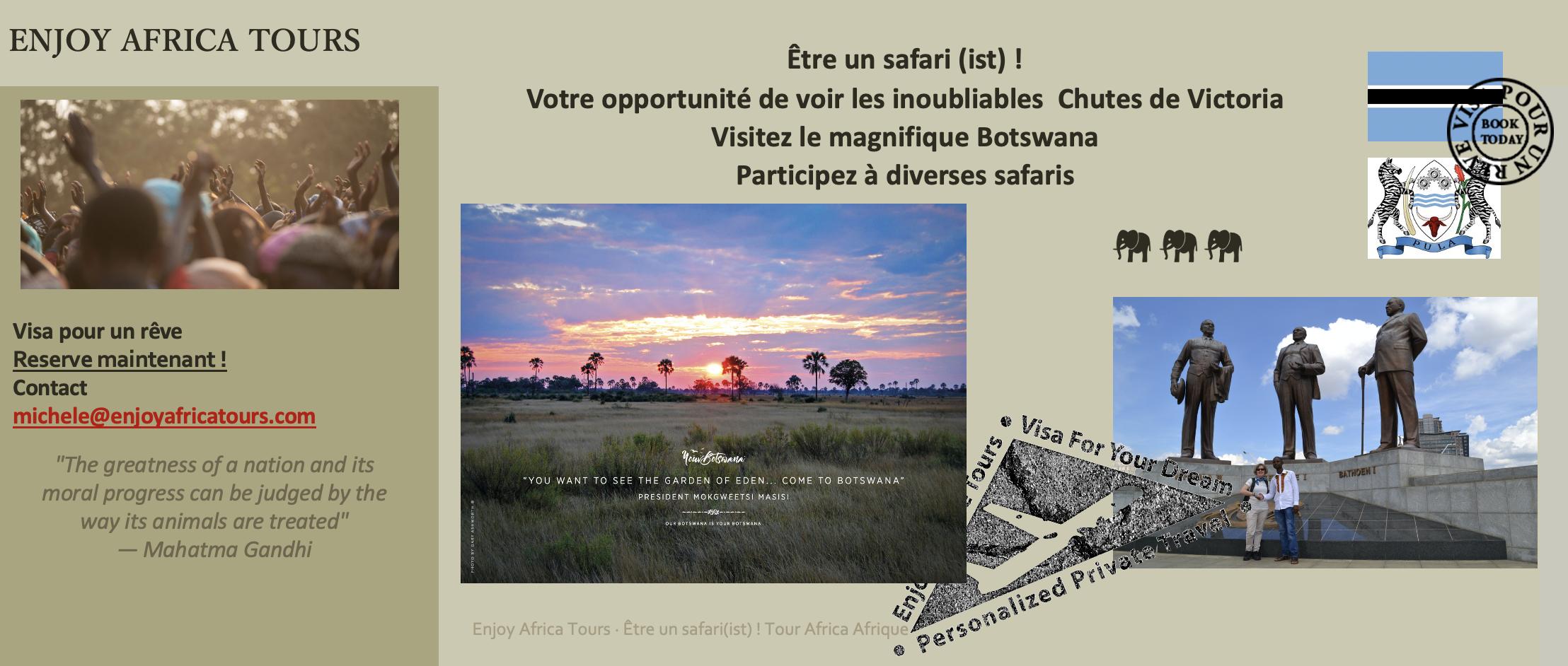 Enjoy Afrique Tours Website Pg 4