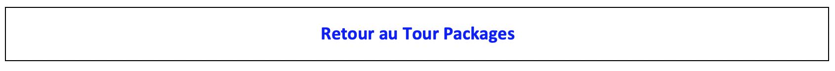 Enjoy Tours Limited Retour au Tour Packages