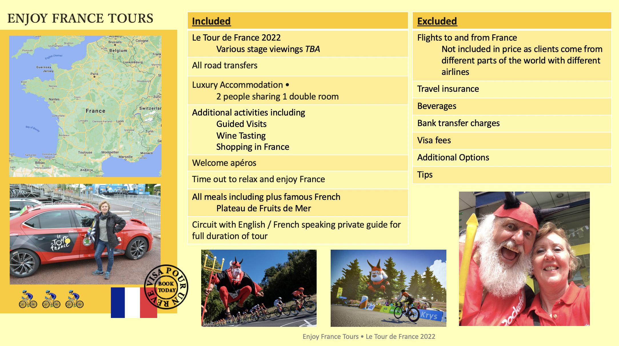 Enjoy France Tours TDF Website 2022 Pg 2