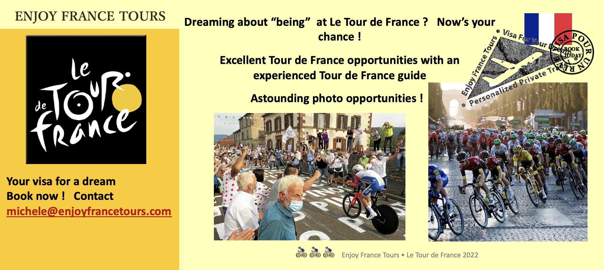 Enjoy France Tours TDF Website 2022 Pg 4
