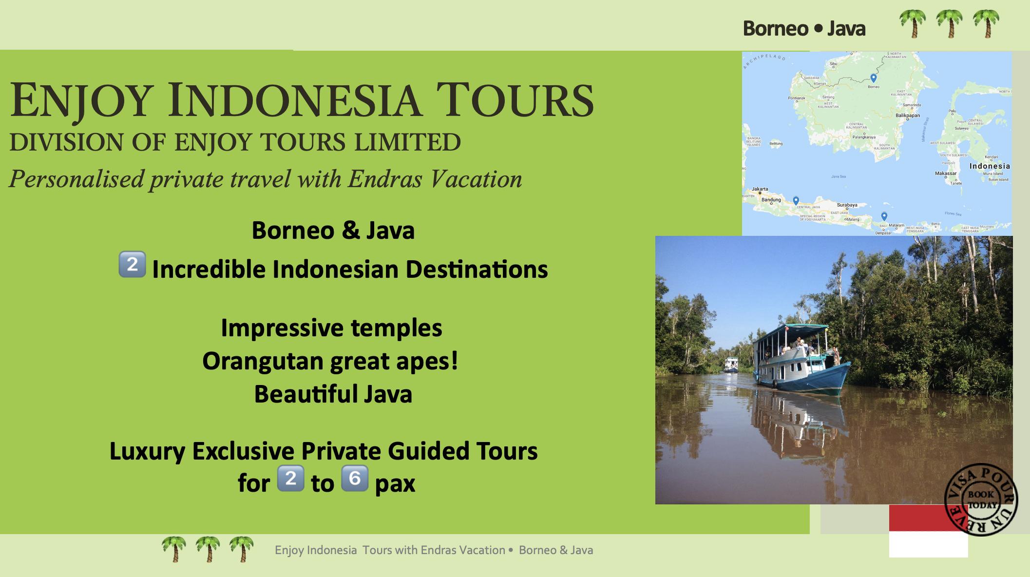 Enjoy Indonesia Tours EV Website Pg 1